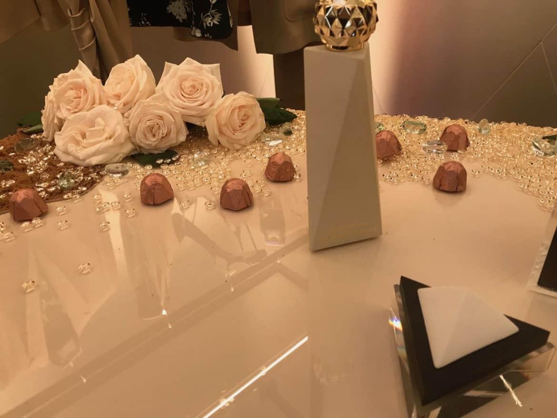 Antonio Croce abbina le sue fragranze al mondo del cioccolato