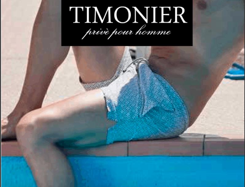 Timonier e la sua collezione mare per l'estate 2018