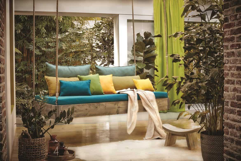 Sunbrella Upholstery Fabrics Collection, la nuova collezione di tessuti indoor e outdoor