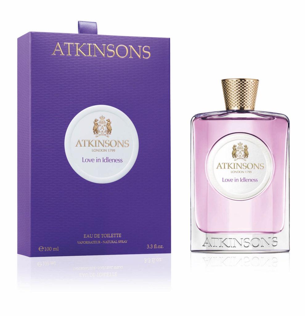 Atkinsons, una storia di fragranze lunga più di due secoli!