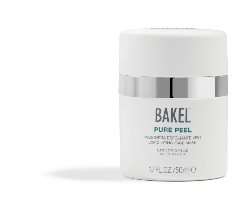 Bakel Pure Peel Mask: la lotta all'ispessimento cutaneo derivante dall'esposizione al sole è finalmente vinta!