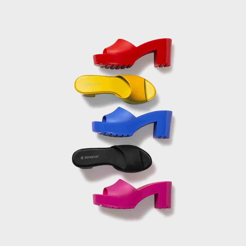 Linea Yamamay Bags&Shoes: ecco i nuovi clogs profumati!