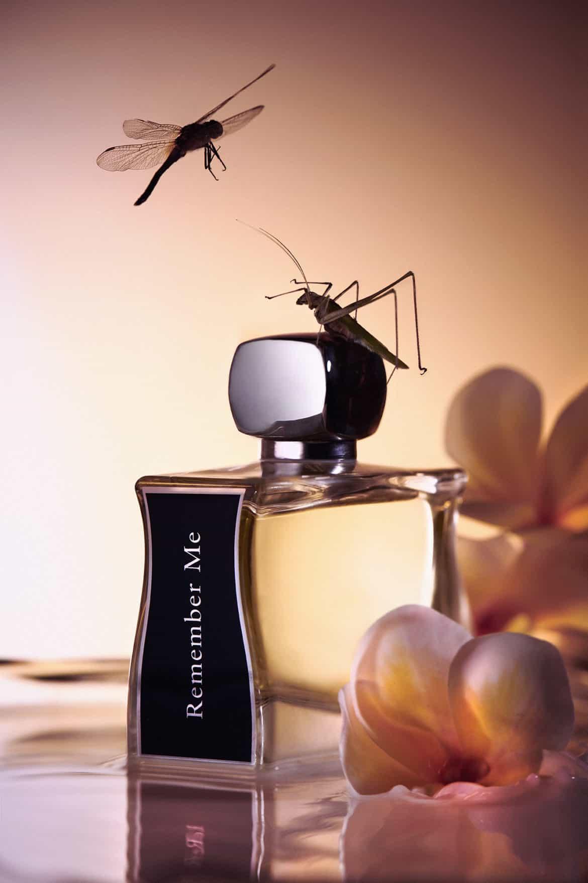 "JOVOY Parfumeur Parisien lancia Remember Me, una fragranza... ""indimenticabile"" !"