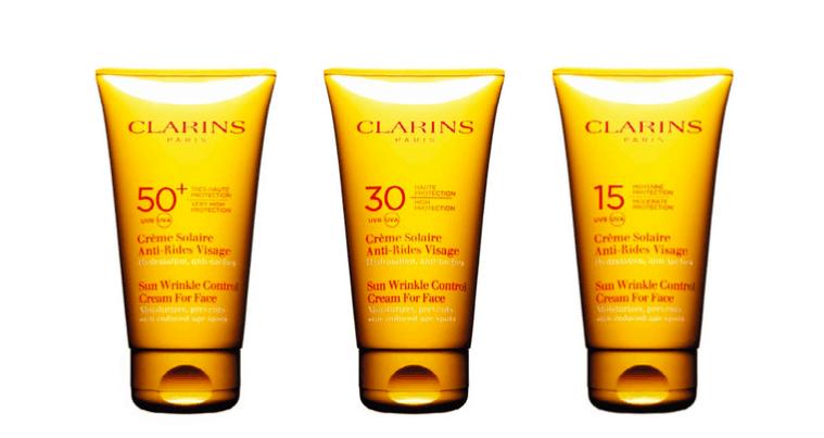 Trattamenti Solari Clarins: pelle al riparo dai dannosi raggi UVA e UV!