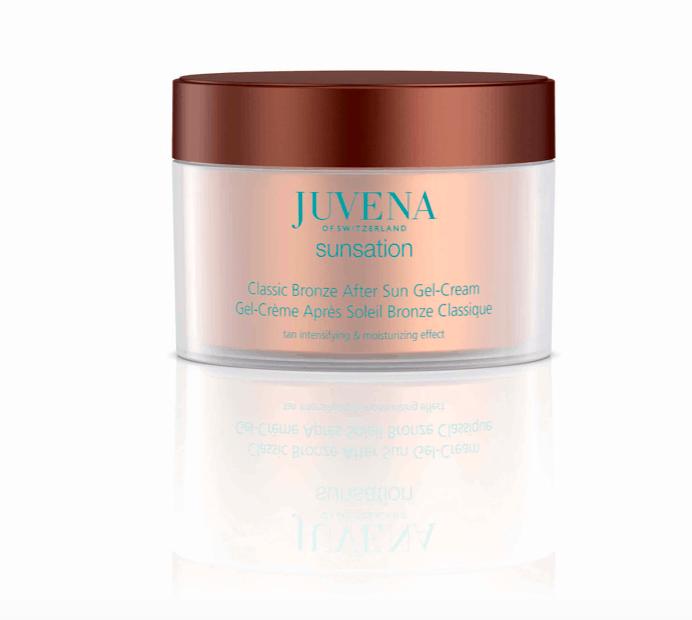 Classic Bronze After Sun Gel-Cream di Juvena, il doposole anti-aging