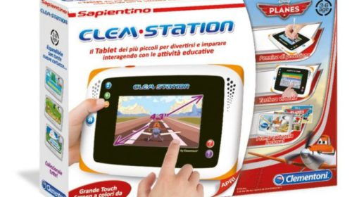 CLEMSTATION 5.0(dai 3 ai 5 anni)