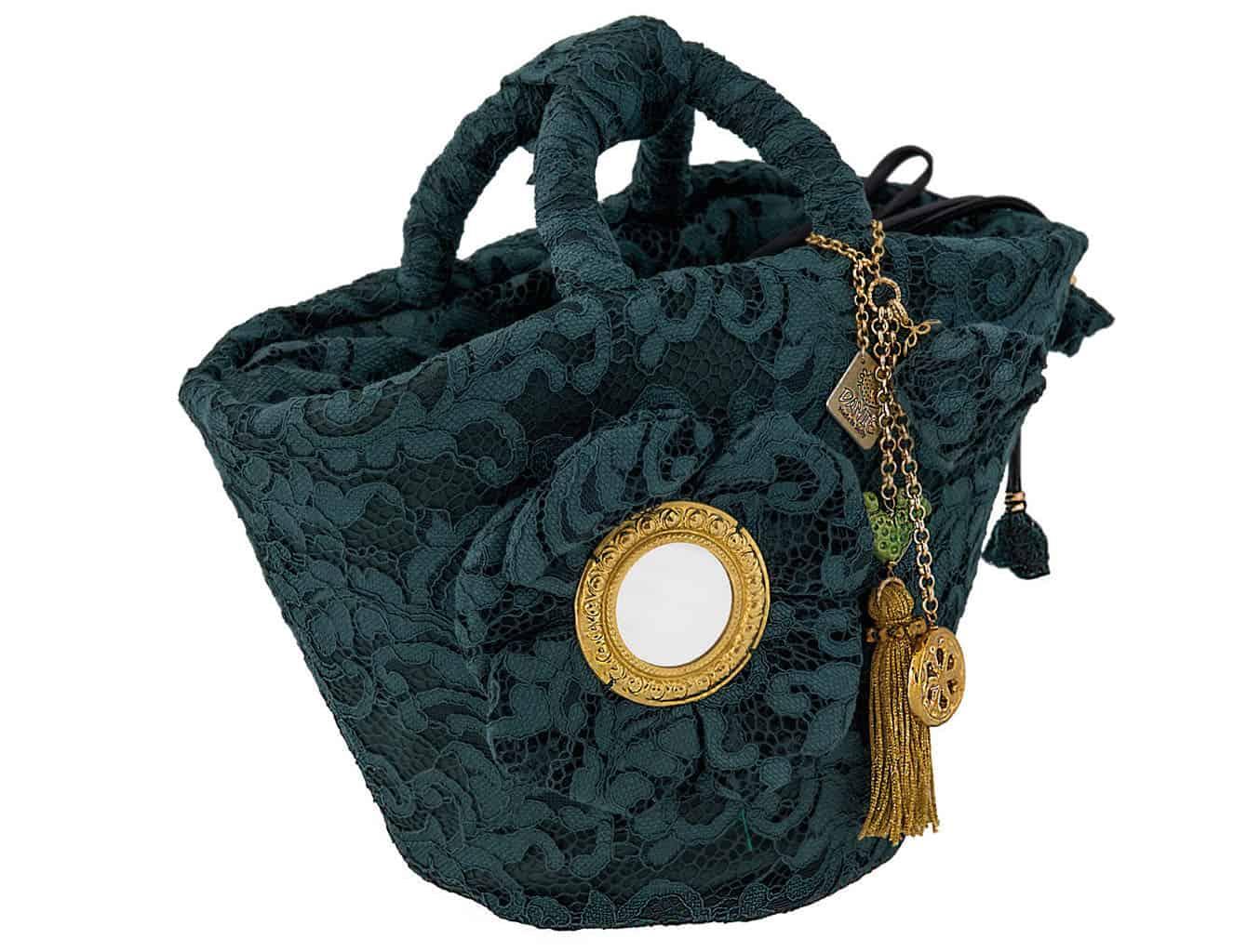 Pizzo Bag Daniè Made in Sicily, l'accessorio irrinunciabile nel guardaroba della donna contemporanea