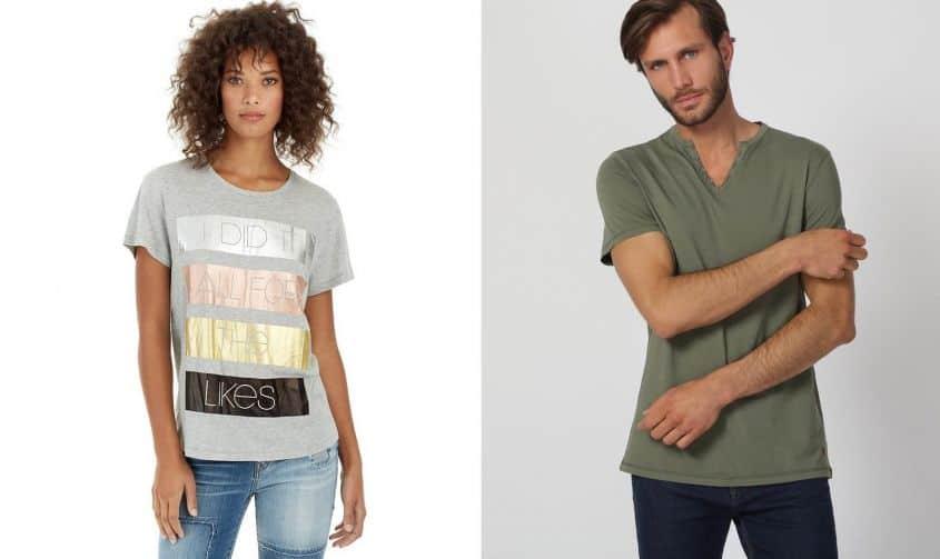 vente-privee celebra i 105 anni della T-shirt, il capo più indossato al mondo