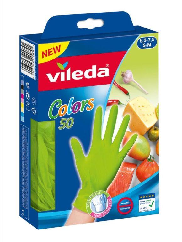 Ad ognuno ... il suo guanto Vileda!