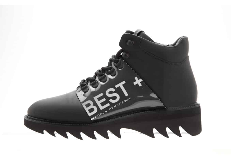 Sneaker BesTrekk, un'idea nata dalla creatività congiunta di Moreschi e Camera Italiana Buyer Moda