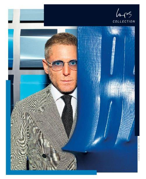 Italia Independentpresenta la Laps Collection, eyewear firmati Lapo Elkann