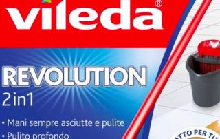 Con gli specifici prodotti Vileda pulire il parquet è un gioco da ragazzi!