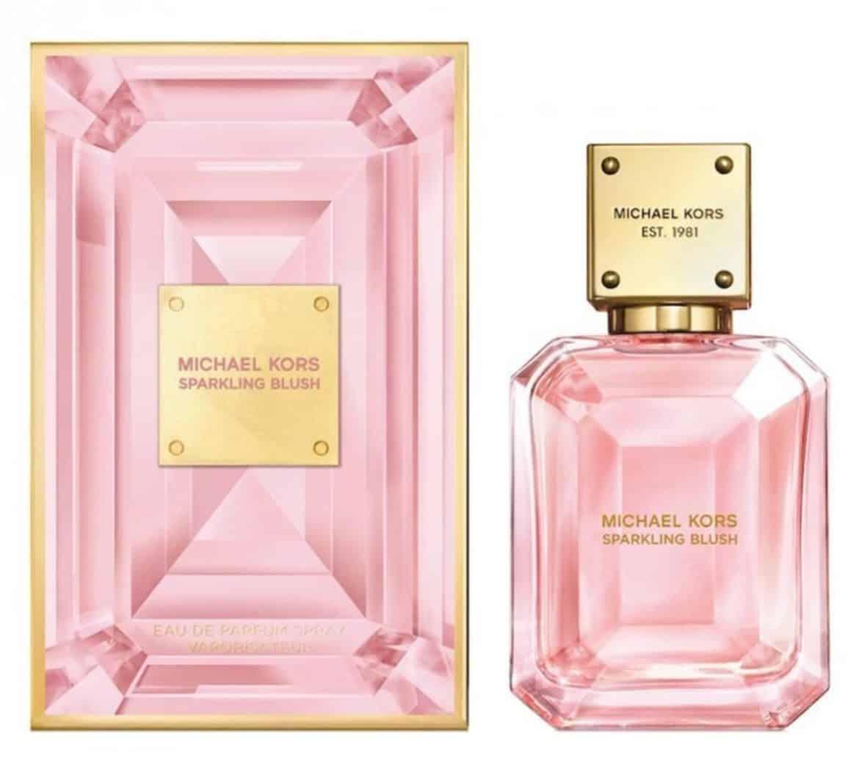 Sparkling Blush, la nuova fragranza di Michael Kors che celebra il fascino dell'Oriente