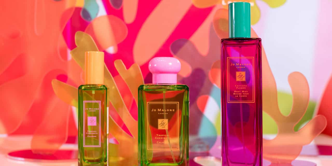 Hot Blossoms: le nuove fragranze esotiche di Jo Malone