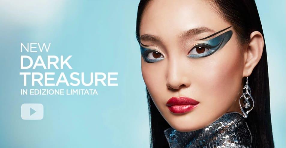 Kiko Dark Treasure: quando la forza del carbone incontra la lucentezza del diamante