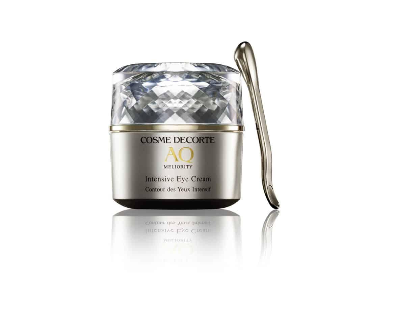 Cosme Decorte lancia la AQ Meliority Intensive Eye Cream
