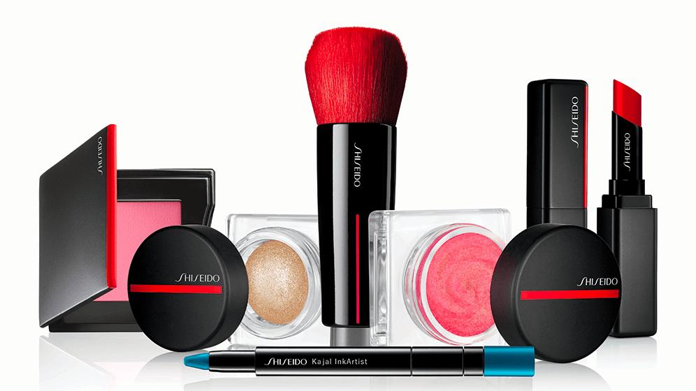 Shiseido presenta la nuova collezione make up