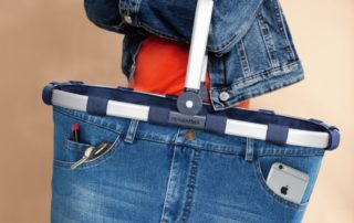reisenthel lancia il nuovo carrybag jeans