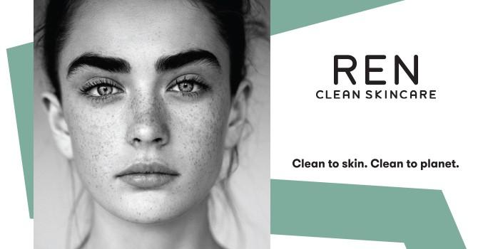Regali di Natale:  cofanetti beauty REN Clean Skincare ispirati ai paesaggi scandinavi