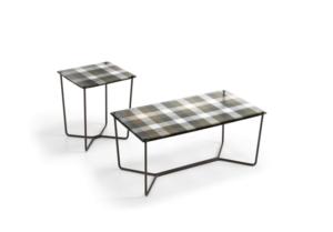 Fiam Italia PIXEL coffee table Vittorio Livi