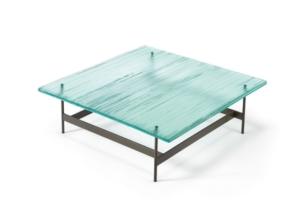 Fiam Italia WAVES coffee table Palomba e Serafini
