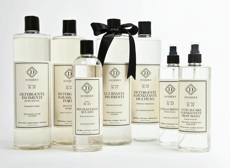 Danhera italy classic cleaning i detergenti per la casa - Detergenti naturali facuti in casa ...