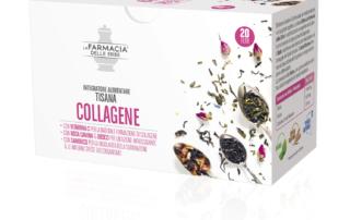 La Farmacia delle Erbe firma la Tisana Collagene, dall'effetto anti age