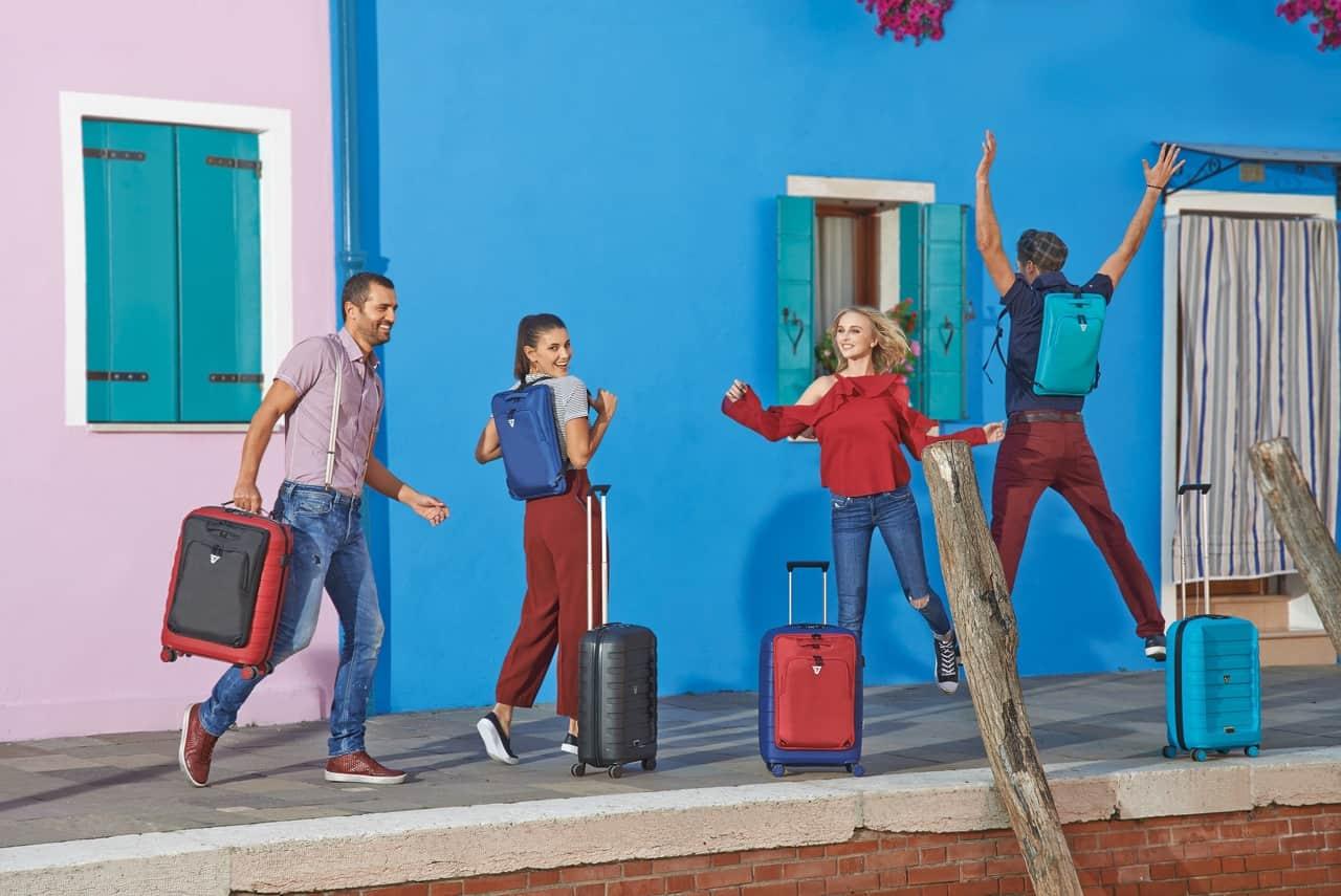 RV Roncato, valigie innovative per viaggi senza problemi!