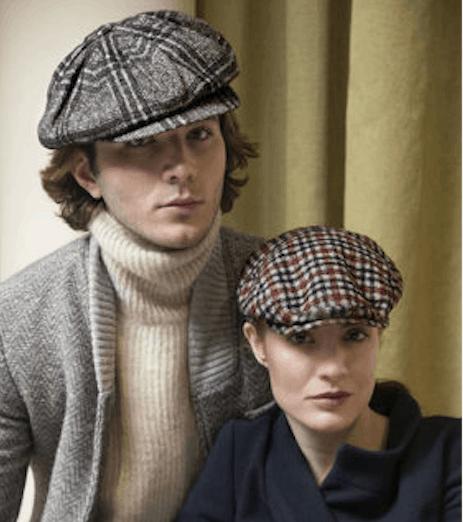 Collezioni Doria 1905, cappelli dall'eleganza inconfondibile!