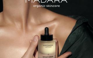 MÁDARA Organic Skincare presenta INFINITY CARE SYSTEM