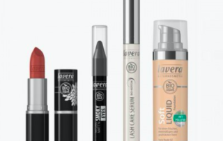 lavera propone prodotti make-up innovativi e bio