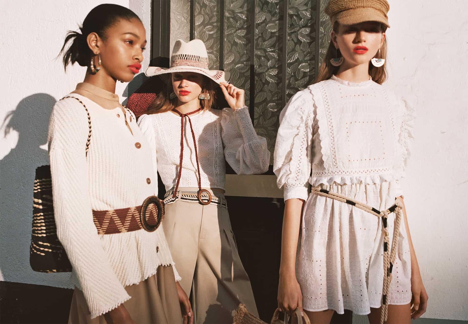 Zara collezione primavera 2019