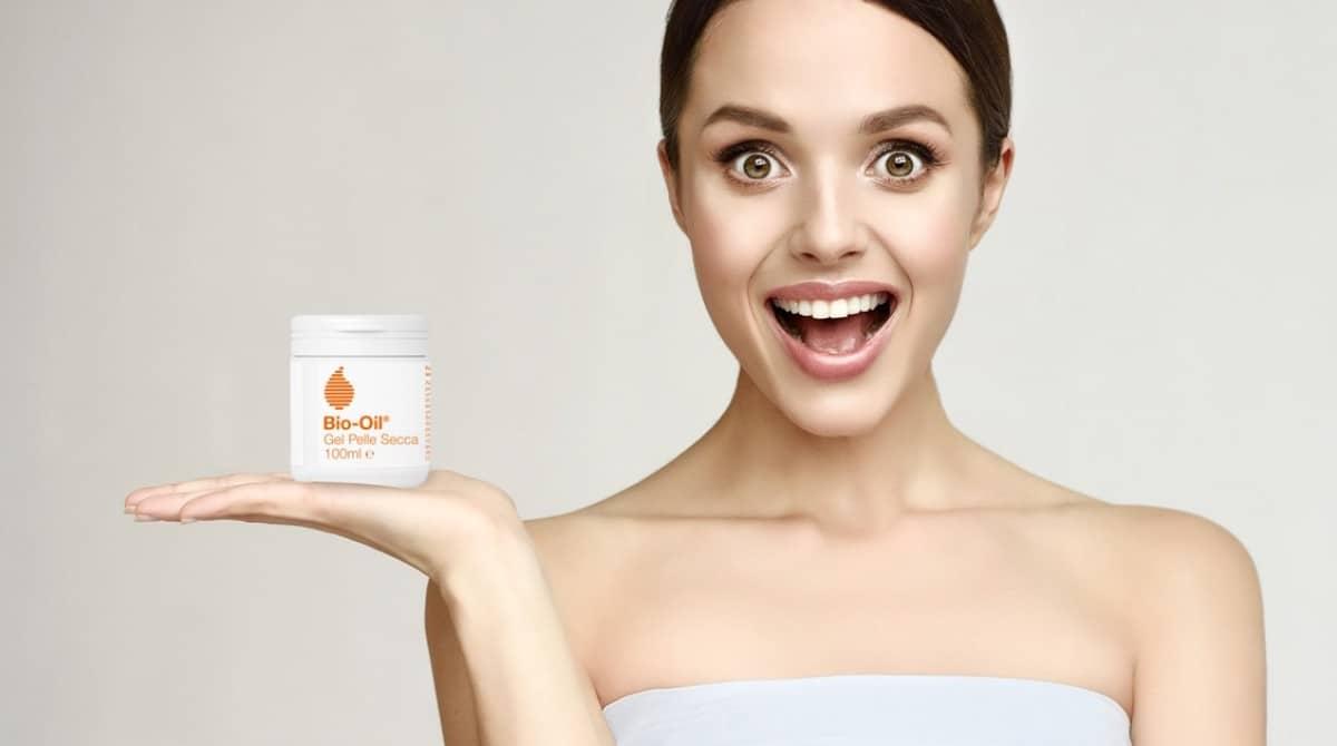 Bio-Oil Gel Pelle Secca, la novità che aiuta a mantenere la pelle idratata e morbida!