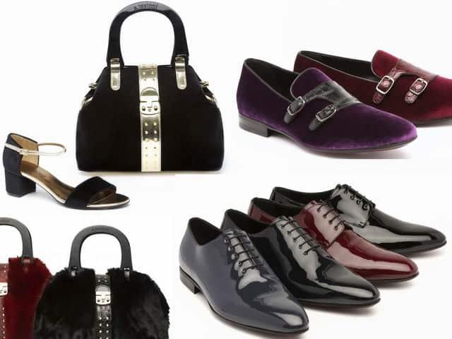 Raffinate calzature firmate A.Testoni, per lei e per lui