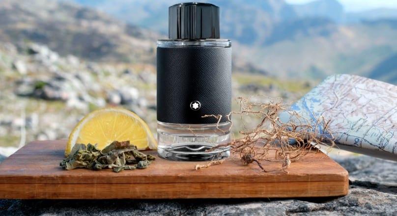 Montblanc Explorer: il profumo per l'uomo che ama l'avventura