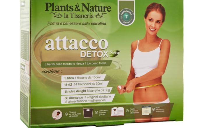 Plants&Nature: scopri le nuove tisane del benessere