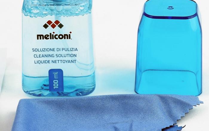 Meliconi BLUE 100, lo spray per device sempre puliti!