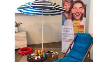 Uriage Bariésun 2019: l'acqua termale alleata contro il sole