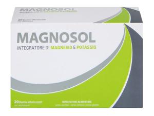 MAGNOSOL di Mylan, un aiuto efficace per reintegrare potassio e magnesio nel sangue