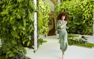 ECLèCKTICA by Roberta Redaelli, la collezione P/E di Roberta Redaelli ispirata al garden design