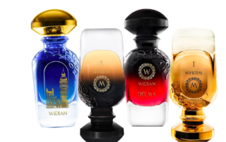 I profumi Widian Abu Dhabi arrivano in Italia: scopri le lussuose fragranze
