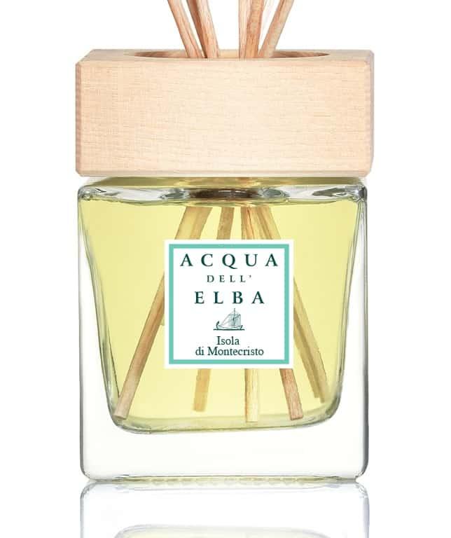 Acqua dell'Elba presenta il Bouquet Home Isola di Montecristo, la fragranza elegante ispirata al mare