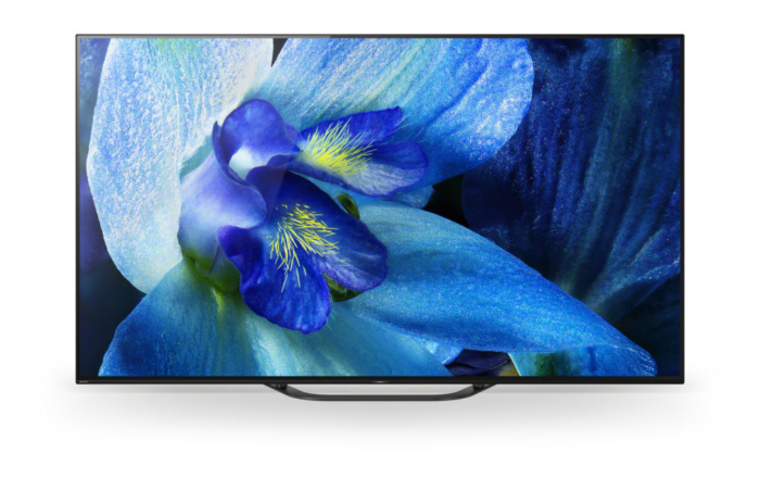 Da maggio in vendita i primi TV OLED 4K HDR serie AG8 2019 di Sony Europe