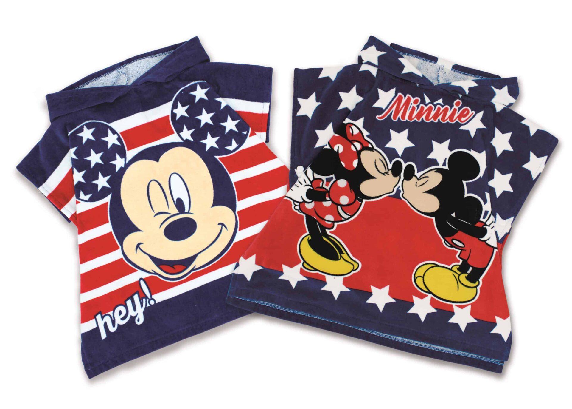 Promozione Original Marines: ai clienti un Summer Poncho Disney in regalo!
