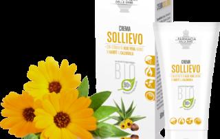 La Farmacia delle Erbe: Crema Sollievo per la pelle stressata