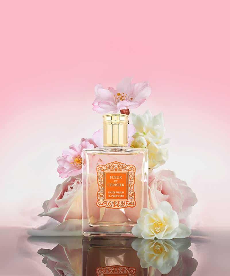 Il Profvmo presenta Fleur de Cerisier, la nuova fragranza inno alla femminilità