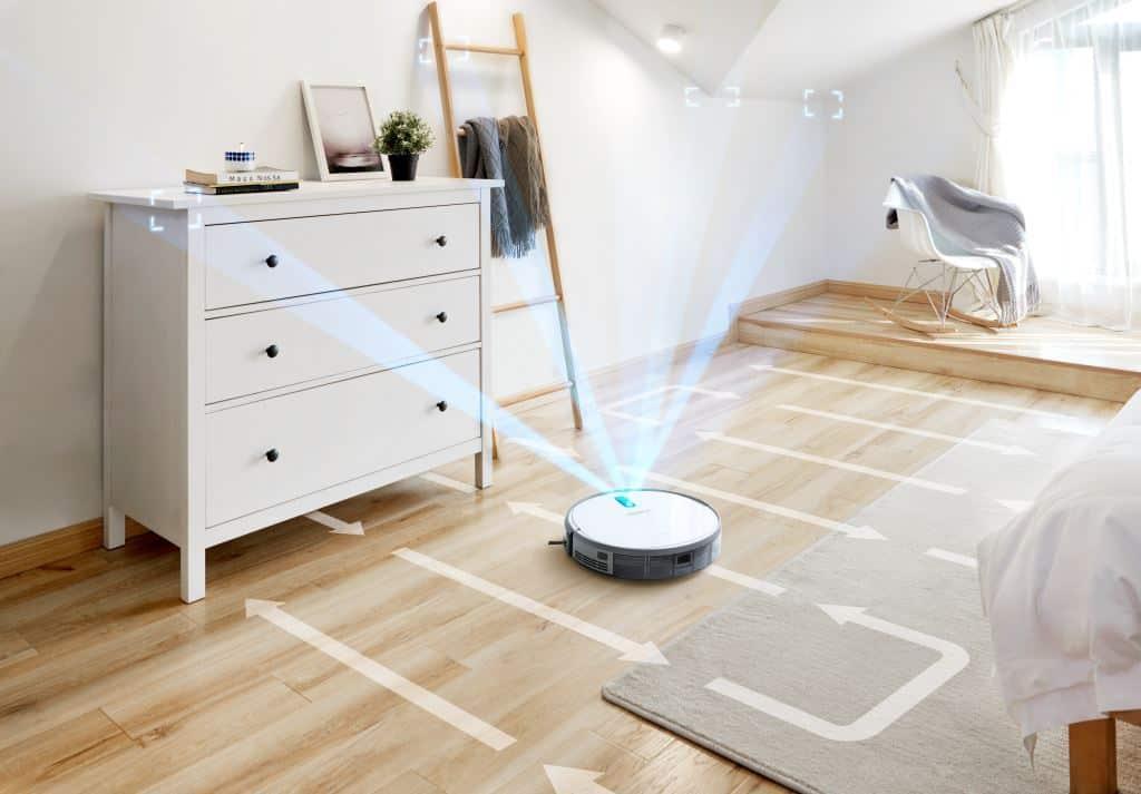 Ecovacs Robotics, i robot aspirapolvere per pavimenti perfetti senza sforzo