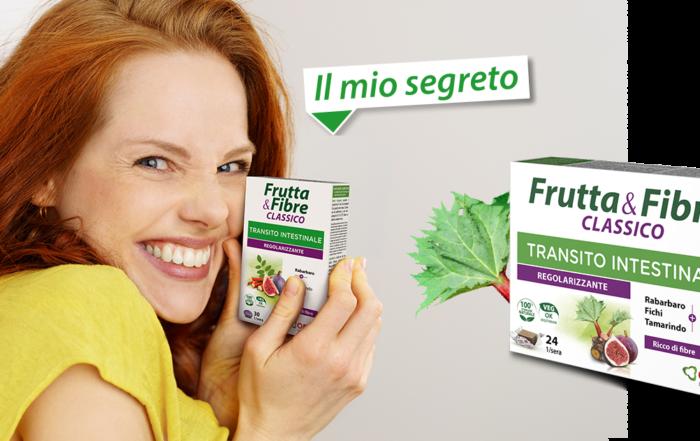 Frutta&Fibre Forte di Laboratoires ORTIS: nuova formula 2 in 1 dall'azione rapida, ideale per il viaggio