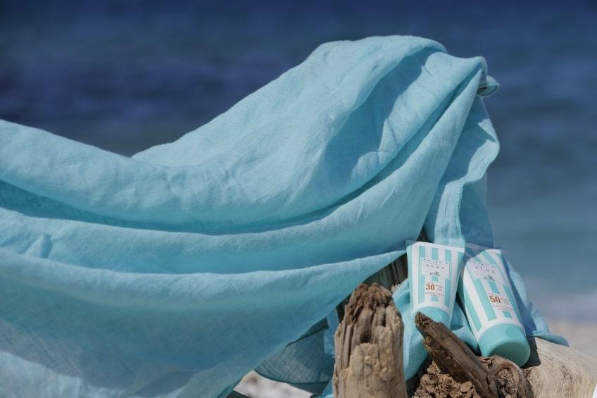 SolariAcqua dell'Elba: ingredienti naturali derivati dal mare