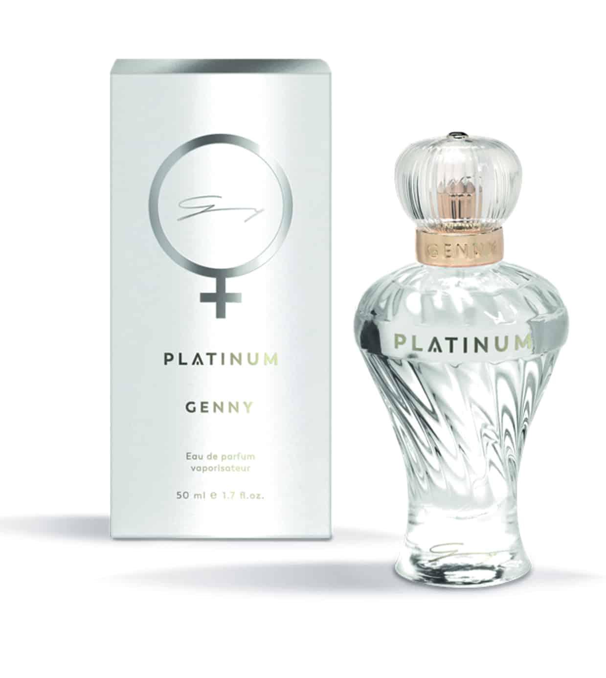 Genny Platinum, il profumo esclusivo per la donna contemporanea